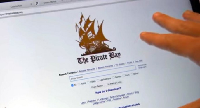The thriving business of online piracy.