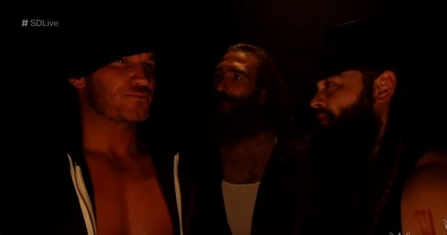 Randy Orton joins The Wyatt Family in an episode of SmackDown Live.