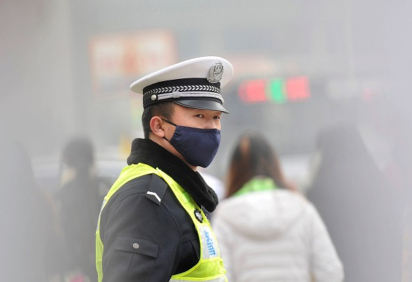 Five Beijing police officers are accused for dereliction of duty that has led to the death of a man during an anti-prostitution raid.