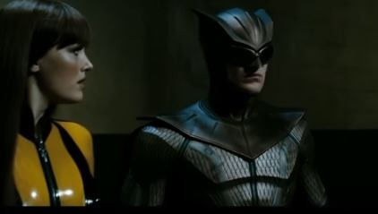"""Watchmen"" is a 2009 superhero film from DC Comics."