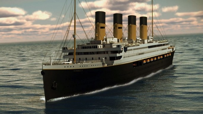 The Titanic replica, which costs $145.31 million, or 1 billion yuan, will be finished by the end of 2017.