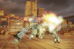 Preview of 'Transformers: Forged to Fight'