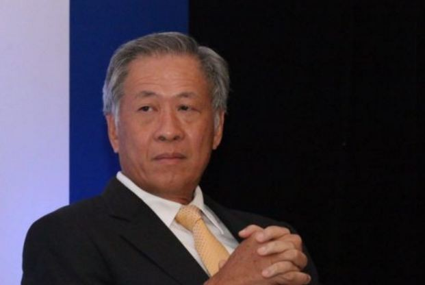 Dr. Ng Eng Hen, Minister of Defense Singapore.