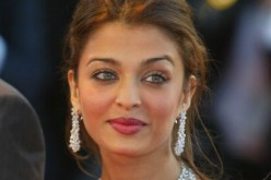 Actress and member of the Jury Aishwarya Rai arrives for the opening ceremony of the International Cannes Film Festival at the Palais des Festivals May 14, 2003 in Cannes, France .
