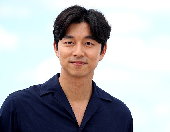 Gong Yoo attends the 'Train To Busan' photocall during the 69th Annual Cannes Film Festival on May 14, 2016 in Cannes, France.
