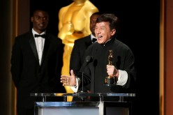 After 56 years in the industry, starring in more than 200 films and breaking so many bones, Jackie Chan has finally received an Oscar Award.
