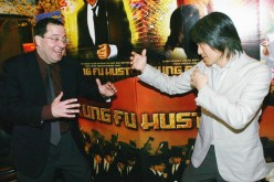 Premiere Of 'Kung Fu Hustle'