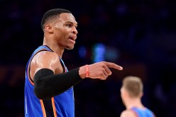 Russell Westbrook is a show of himself after registering his sixth straight triple double in this young NBA season.