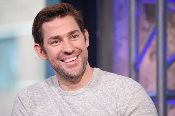 "John Krasinski will delight us all as he narrates in the newest Disneynature film, ""Born in China."""