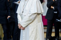 Pope Francis marks short-while silence in prayer