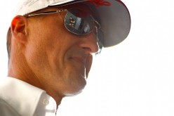 Michael Schumacher continues to make progress as most await positive word on his health condition.