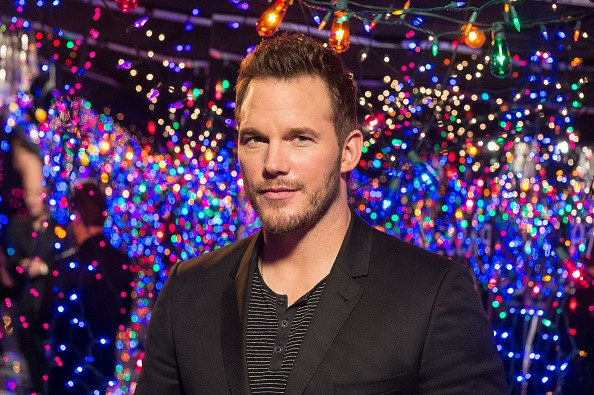 Chris Pratt attends 'photo call for Columbia Pictures' 'Passengers' at Four Seasons Hotel Los Angeles at Beverly Hills on December 9, 2016 in Los Angeles, California.
