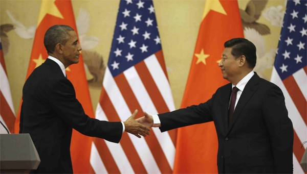 President Xi has entrusted his Vice Premiers to deliver a diplomatic message for President Obama.