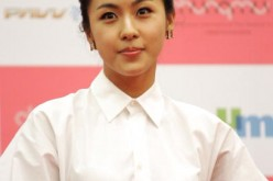 Actress Ha Ji-Won arrives at the opening ceremony of the 1st Chungmuro International Film Festival (CHIFFS) on October 25, 2007 in Seoul, South Korea.