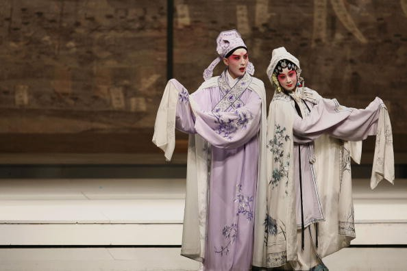 The National Opera and Dance Drama Theater regularly performs productions set in different parts of Chinese history.