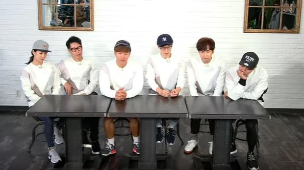 'Running Man' is one of the long-running variety programs in South Korea.