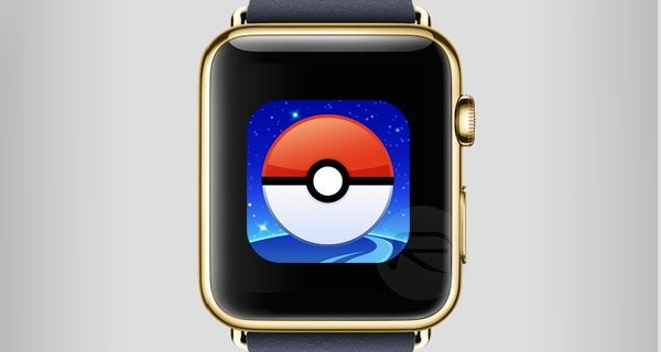 'Pokémon Go' for Apple Watch