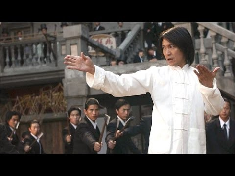 "Stephen Chow is known for his comedy films ""Kung Fu Hustle"" and ""Shaolin Soccer."""