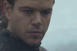 Matt Damon as seen in 'The Great Wall'