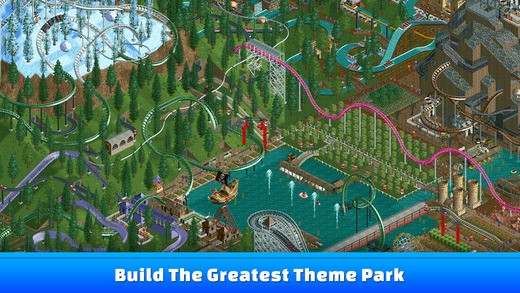 """RollerCoaster Tycoon Classic"""