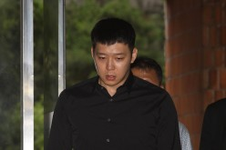 K-pop Star Park Yoo-Chun arrives at the Gangnam Police Station on June 30, 2016 in Seoul, South Korea. Park Yoo-chun, a member of popular K-pop boy band JYJ, underwent the questioning over sexual assault allegations of four women.