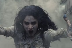 Sofia Boutella plays Princess Ahmanet/The Mummy in the 2017 'The Mummy' reboot.