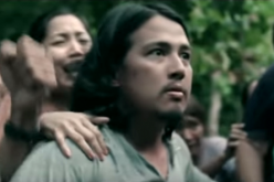 Biboy Ramirez plays a gold miner in drama crime thriller 'Oro,' which is written and directed by Alvin Yapan.