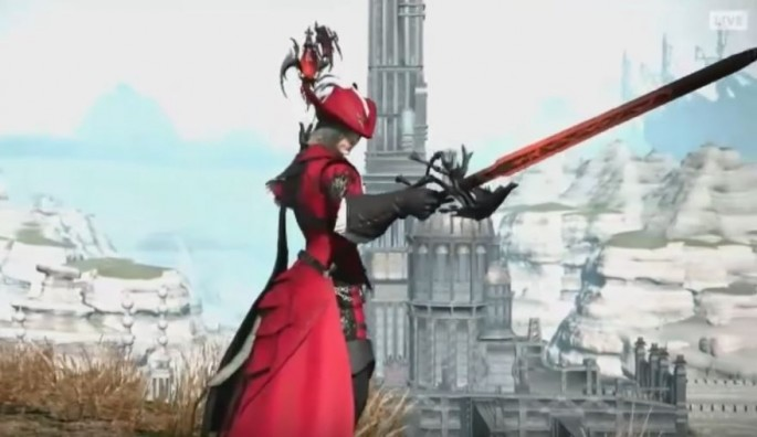 Red Mage is a character in 'Final Fantasy XIV' Stormblood expansion.