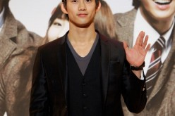Actor and singer Taec Yeon poses after the press conference to promote KBS TV drama 'Dream High' at the Kintex on December 27, 2010 in Goyang, South Korea.