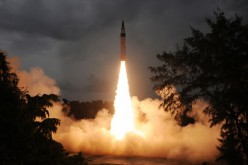 India today successfully test fired for the second time it's long range nuclear capable Agni-5 missile that has a range of over 5000 kilometres.