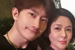 Chinese actor-singer Zhou Mi is a member of Super Junior-M and SM Entertainment's SM The Ballad while Rosamund Kwan is an actress from Hong Kong.