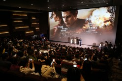 Jack Reacher China Tour - Shanghai Premiere