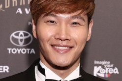 Actor Kim Jong-kook attends the 3rd Annual DramaFever Awards at The Hudson Theatre on February 5, 2015 in New York City.