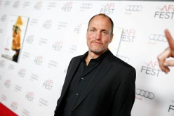 Actor Woody Harrelson arrives at the 'Rampart' special screening during AFI FEST 2011 on Nov. 5, 2011 in Hollywood, California.