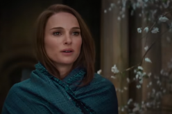 Natalie Portman played as Jane Foster in the first two films of