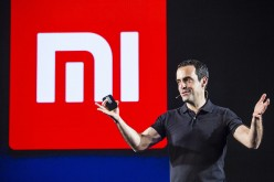 Hugo Barra, vice president of global operations at Xiaomi Corp., speaks during the launch of the company's Mi 5 smartphone in New Delhi, India, on March 31, 2016.