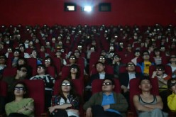 The Chinese cinema market is becoming increasingly important to the world economy.