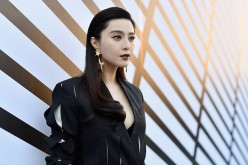 Fan Bingbing attends the Louis Vuitton show as part of the Paris Fashion Week Womenswear Spring/Summer 2017 on October 5, 2016 in Paris, France.
