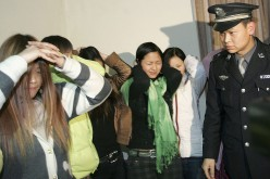 Police Crack Down On Prostitution Through Operations In Chengdu