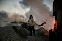 Illegal steel factories dodge China emissions laws.
