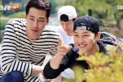 Jo In Sung & Song Joong-ki