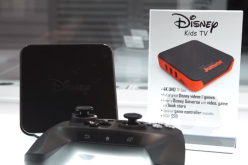 Disney's Own Media Streaming Box