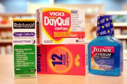 Cough medicines containing dextromethorphan