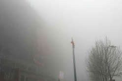 Zhengzhou suffers from heavy smog