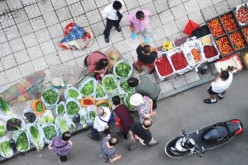 Inflation rate in China remains steady driven by weak prices in fruits and vegetables.