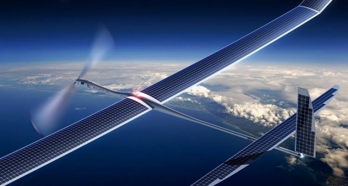 Google Finally Shuts Down The Solar Internet Drone Project