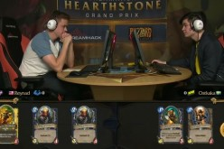 Hearthstone is a card game created by Blizzard.
