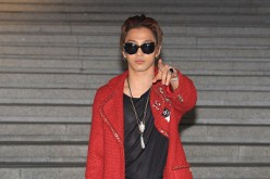 K-Pop group BIGBANG member Taeyang arrives at the Chanel 2015/16 Cruise Collection show on May 4, 2015 in Seoul, South Korea.