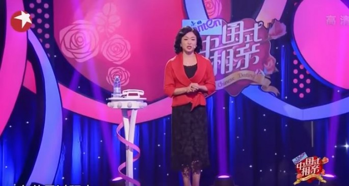 "Progressive icon Jin Xing hosts the first episode of ""Chinese Dating."""