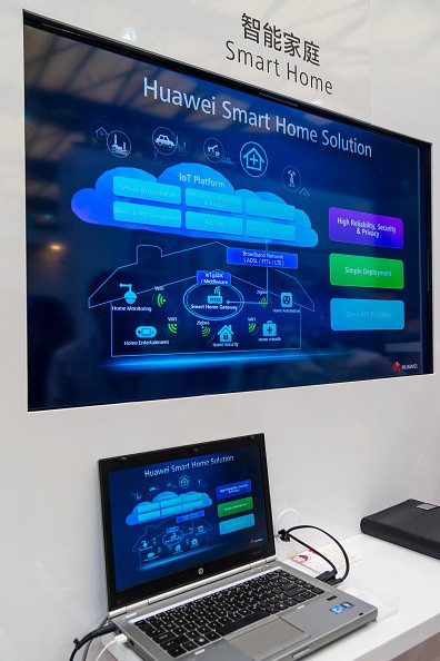Smart Home on the 2015 Mobile World Congress Conference.